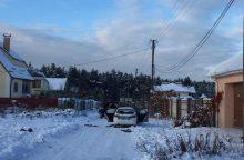 Per susišaudymą prie Kijevo žuvo penki pareigūnai