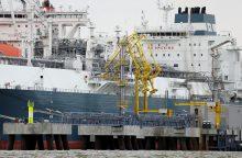 Premjeras dėl Baltijos šalių SGD susitarimo dar laukia Latvijos sprendimo