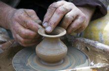 Europos dailiųjų amatų dienose – ir pažintis su Vilniaus keramika