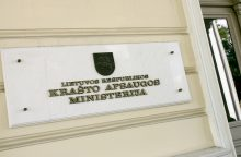 Ministerija pristato trečią leidinį pilietinio pasipriešinimo tema