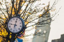 Sekmadienį Lietuvoje atšaukiamas vasaros laikas