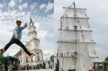 Kaunas ar Klaipėda? Šiandien paaiškės, kuris miestas taps Europos kultūros sostine