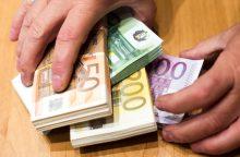 Seimas spręs, ar plėsti turtą ir pajamas privalančių deklaruoti sąrašą