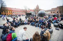 Kaunas ar Klaipėda? Kuris miestas taps Europos kultūros sostine? <span style=color:red;>(transliacija)</span>