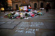 Tarp sprogdinimo Mančesteryje aukų – mažiausiai du Lenkijos piliečiai