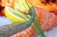 Žuvį valgyti sveika, bet ne bet kokią