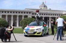 "Atvėrė duris ""Google Street View"""