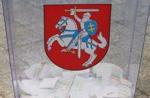 Lazdijuose darbavosi neblaivūs rinkimų komisijos nariai