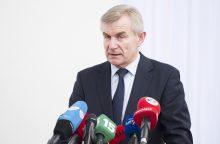 """""""Valstiečiai"""" socialdemokratų atsakymo dėl koalicijos lauks iki rugsėjo 10 dienos"""