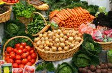 G. Surplys: galėtume įvesti lengvatinį PVM vietinėms daržovėms