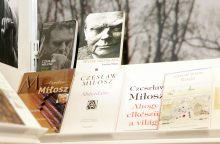 Atidaromi Nobelio premijos laureato Č. Milošo laiptai