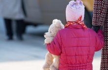 Lietuvoje apie 30 proc. vaikų augina vienas iš tėvų