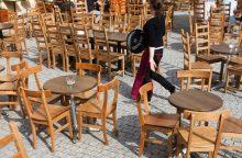 Lietinga vasara per daug nenuskriaudė verslininkų