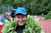 Naujas bėgiko A. Ardzijausko iššūkis: iš Dakaro bėgs į Vilnių