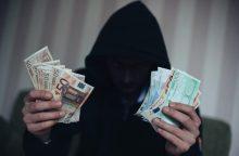 Telefoninis sukčius iš senolės išviliojo 6,2 tūkst. eurų