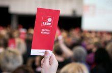 Panevėžio valdančiuosius paliekantys socialdemokratai: nebūsime marionetėmis