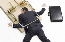 Testas verslininkams: ar jūsų verslui gresia bankrotas?