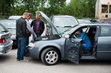 Naudotas automobilis iš Vokietijos – nebūtinai geriausias