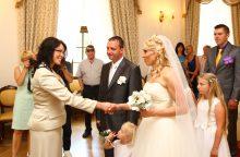 Kauno rajone – santuokų ir vaikų bumas