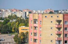 Socialiniams būstams Kaune – 400 tūkst. eurų