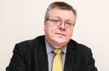 Kauno klinikinės ligoninės vadovas neigia padėjęs D. Gineikaitei nuslėpti girtumą