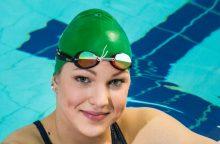 Lietuvos plaukimo čempionatas – su R. Meilutyte, bet be dviejų lyderių