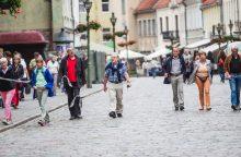 Kaune turistams bus lengviau nepaklysti
