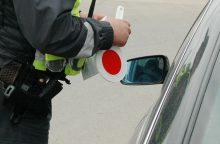 Stengėsi pranešti apie girtą vairuotoją, bet policijos pagalbos nesulaukė?