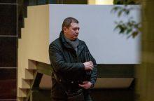 Vilkikų vagims talkino Kauno policininkas