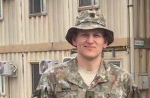 Lietuvos kariui – Lenkijos apdovanojimas už nuopelnus misijoje Afganistane