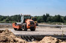 Kauno oro uostas ruošia naujas stovėjimo aikšteles ir didesnius įkainius