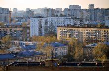 V. Putinas pritaria idėjai nugriauti visus pasenusius penkiaaukščius Maskvoje