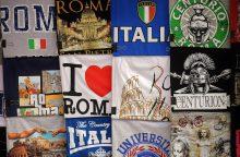 Itališka fiesta Kaune truks tris dienas
