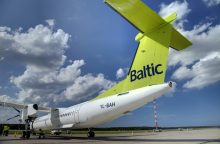 "2016-ieji oro bendrovei ""airBaltic"" buvo sėkmingi"