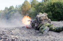 Švedija per artimiausius dvejus metus rengiasi padidinti išlaidas gynybai