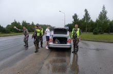Sulaikytas nelegalius migrantus iš Vietnamo gabenęs latvis