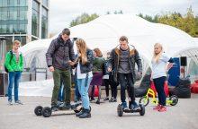 Vilniuje vyks robotų eitynės ir bepiločių orlaivių pasirodymai