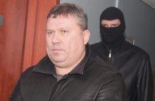 """Teisėjų korupcijos byloje sulaikytas """"kontrabandos karalius"""""""