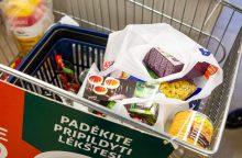 """""""Maisto bankui"""" paaukota maisto už 479 tūkst. eurų"""