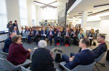 Europos socialdemokratai Vilniuje diskutavo apie kairiųjų ateitį
