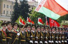 Baltarusija planuoja kurti kompaktišką ir mobilią kariuomenę