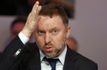 Rusijos oligarchas siūlo JAV padėti tirti Kremliaus kišimąsi į rinkimus