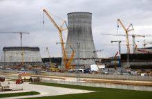 Strasbūre – raginimas stabdyti Astravo AE statybą
