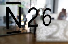 """Interneto bankas ,,N26"""" neatskleidžia, kiek klientų turi Lietuvoje"""