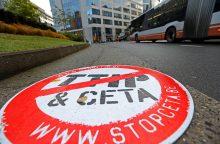 Belgija atmeta ES ultimatumą dėl CETA