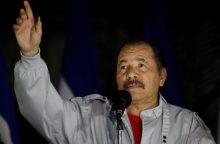 Nikaragva pasirašė Paryžiaus klimato susitarimą