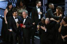 """Oskarų"" ceremonijoje neliko pamirštas ir D. Trumpas"