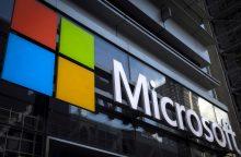 """""""Microsoft"""" per vėlai išplatino naujinį, galėjusį sulėtinti """"WannaCry"""""""