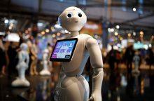 Dirbtinio intelekto kūrėjas: greitai robotai pakeis darbo rinką