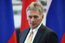 """Kremlius kritikuoja Lenkijos premjero pareiškimą dėl """"Nord Stream 2"""""""